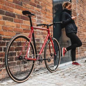 Rabeneick Fahrräder; münchen; haidhausen; velo-am-ostbahnhof