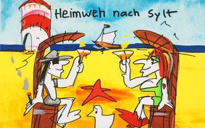 Udo Lindenberg Grafik und Unikate