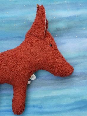 Kuscheltier Hund / Cuddly Toy Dog