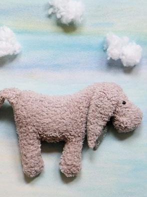 Bio Kuscheltier Esel / Organic Cuddly Toy Donkey