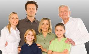 Ein erhöhtes Parodontitis-Risiko kann vererbt sein.