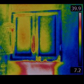 Gebäudediagnose   Diagnostics d'étanchéité d'immeubles