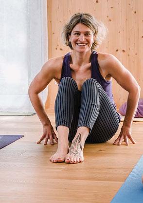 Durch Yoga zu Energie, Glück und Freude finden – im Yogastudio südlich von Wien.
