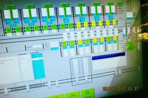 Система компьютерного управления линией сушения