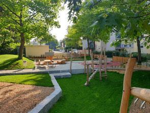 Landschaftsarchitekt für Spielräume, Spielplätze