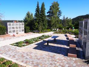 Landschaftsarchitekt für Friedhöfe