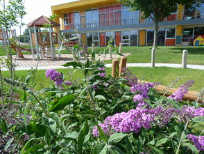 Landschaftsarchitekt für Kindergärten