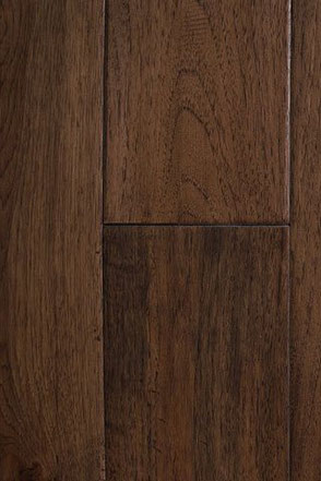 "Global Alliance hand scraped engineered hardwood flooring Hickory ""Munich"""