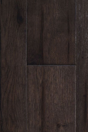 "Global Alliance hand scraped engineered hardwood flooring ""Silver Night"""