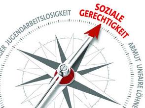 SPD steht für Soziale Gerechtigkeit