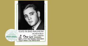 """Elvis-Tee: """"The Spirit of Elvis"""""""