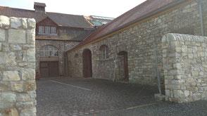 Die Siedehalle ist Teil der Saline im Goldstein und Ort der letzten Salzproduktion in Bad Nauheim