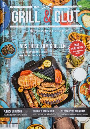 Grill & Glut Magazin 2017