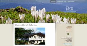Urlaub in einer Ferienwohnung für 7 Personen  in Finkenberg - Tux