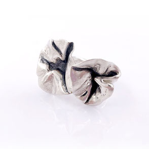 Camouflage Flowers Ring, Silber, € 315.-