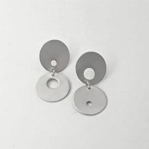 Ohrstecker- Silber, € 190.-