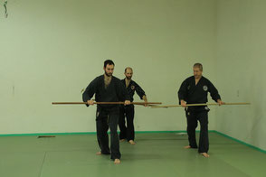Entrainement JanBong Formation Hapkido