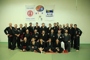 Formation intensive Hapkido