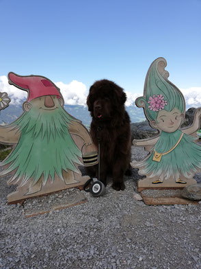 Lesley und Abbegail
