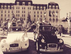 2cv, Deuche, Annecy, Balade, rando, lac, vintage