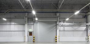 LED Feuchtraumleuchte BATZ - Fertigung