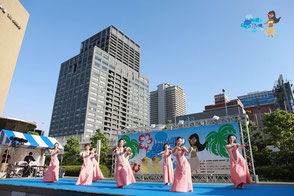 Hawaii Festival in OSAKA 2014