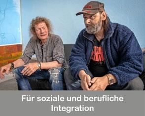 Für soziale und berufliche Integration im Läbesruum