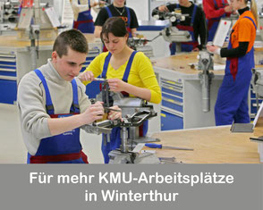Für Jobs in Winterthur
