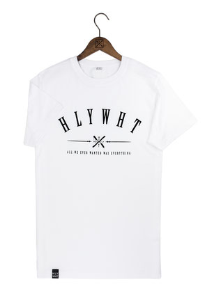 holywhat, hlywht, aimhigh, tee, white, aim, high, fashion, streetwear