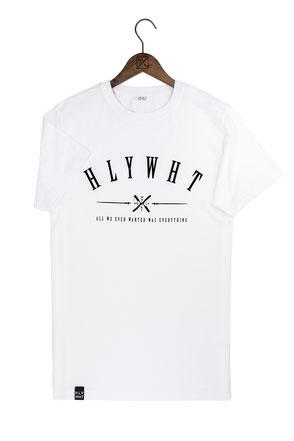 holywhat, hlywht, aimhigh, tee, white, aim, high, fashion, streetwear