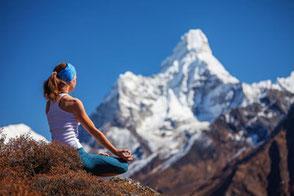 Einführung in MBSR Achsamkeitsbezogene Meditation im Allgäu
