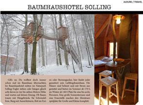 Ajouré Magazin, Ausgabe Februar 17