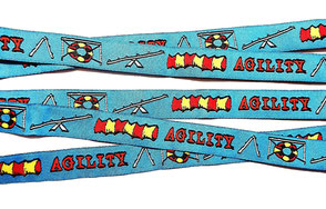 Agility Webband Hunde Borte Hund
