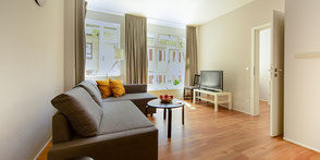 Holiday apartments on Lake Constance: Rainforest