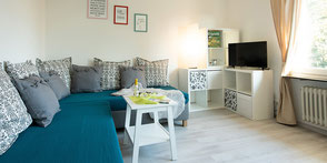 Holiday apartments on Lake Constance: Seeblüte
