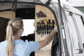 LLB Labhart Liegenschaften Betreuung Hauswart Reinigung