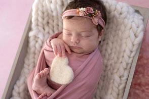 Bon cadeau séance photo naissance nouveau-né bébé dijon beaune nuits saint georges