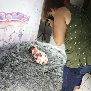 Celia D. Photographie Photographe naissance nouveau-né bébé dijon beaune chalon sur saone nuits saint georges