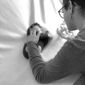 Celia D. Photographie photographe naissance nouveau-né bébé à dijon beaune chalon sur saone dole nuits saint georges