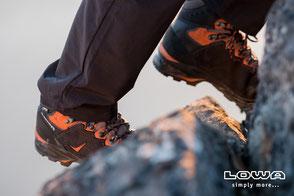 Lowa Schuhe für Kinder und Erwachsene
