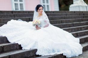 Braut Hochzeit Hochzeitsfotograf in  Bochum Fotoshooting