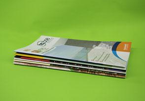 Broschüren, Prospekte, Flyer