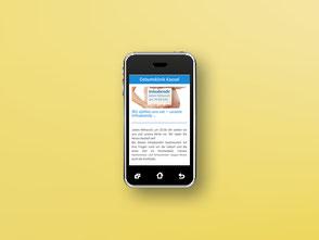 Webdesign, Responsivedesign, Mobile