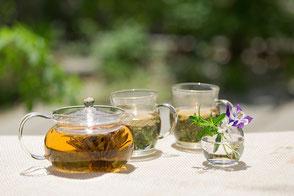 ミヤモリデザイン事務所: 庭でお茶を楽しむ暮らし