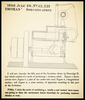 GB 12.221 July 26, 1848 Thomas' Specification