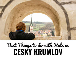 Best things to do with kids in Cesky Krumlov, Czech Republic