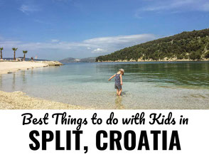 Best things to do in Split, Croatia with kids