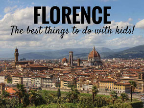 Best things to do in Florence Italy with kids