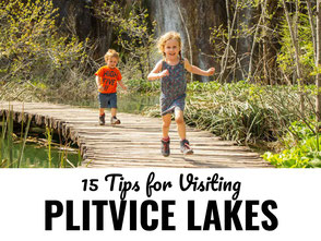 Tips for Visiting Plitvice Lakes Croatia with Kids