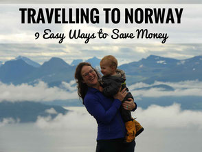 How to Save Money Travelling to Norway with Kids